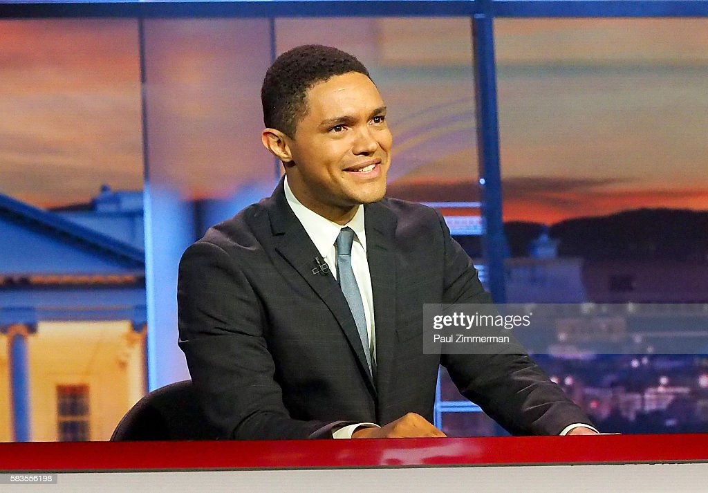"Comedy Central's ""The Daily Show with Trevor Noah"""