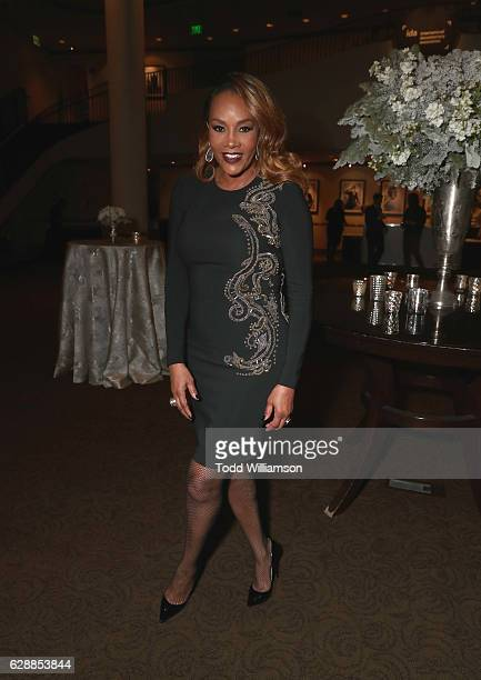 Host Vivica A Fox attends the 32nd Annual IDA Documentary Awards at Paramount Studios on December 9 2016 in Hollywood California