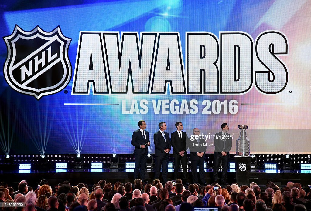 2016 NHL Awards - Show : News Photo