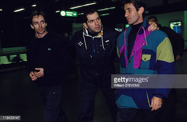Hostages Aeroport Of Marseilles On December 26th 1994