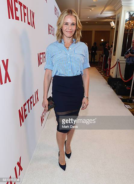 TV host/comedian Chelsea Handler attends Netflix's Rebels and Rule Breakers Luncheon and Panel Celebrating The Women of Netflix at the Beverly...