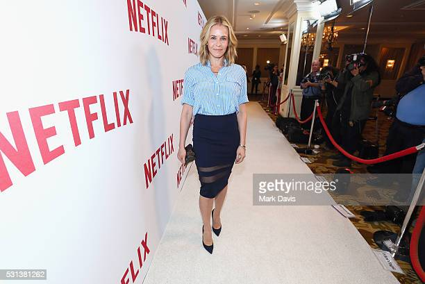 Host/comedian Chelsea Handler attends Netflix's Rebels and Rule Breakers Luncheon and Panel Celebrating The Women of Netflix at the Beverly Wilshire...
