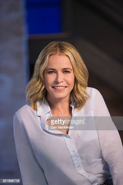TV host/comedian Chelsea Handler is photographed for USA Today on May 2 2016 in Culver City California