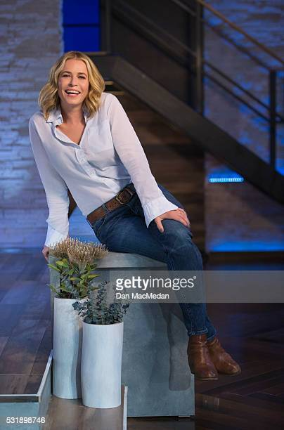 TV host/comedian Chelsea Handler is photographed for USA Today on May 2 2016 in Culver City California PUBLISHED IMAGE
