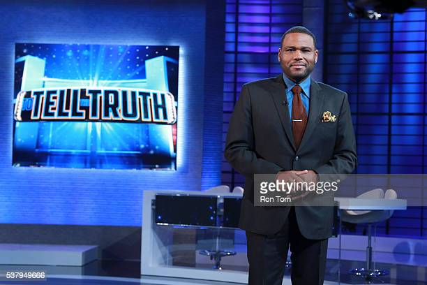 TRUTH Hosted by Anthony Anderson To Tell the Truth is an anarchic and funny reimagination of the beloved game show of the same name The allnew...