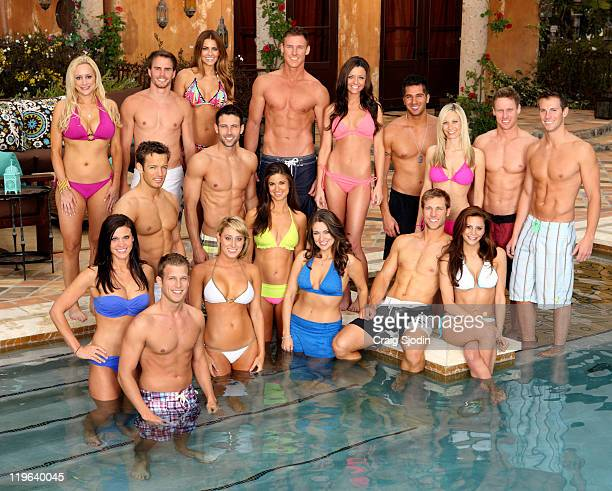 PAD Hosted by Chris Harrison Bachelor Pad returns MONDAY AUGUST 8 with its most controversial cast to date as 18 unforgettable characters from the...