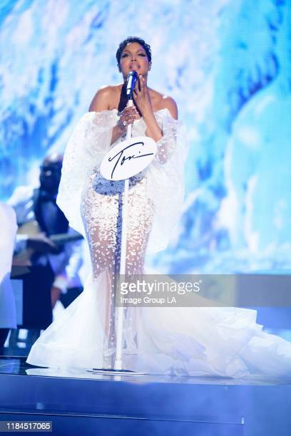 Hosted by Ciara and broadcasting live from the Microsoft Theater in Los Angeles on Sunday, Nov. 24 at 8:00 p.m. EST, on ABC. TONI BRAXTON