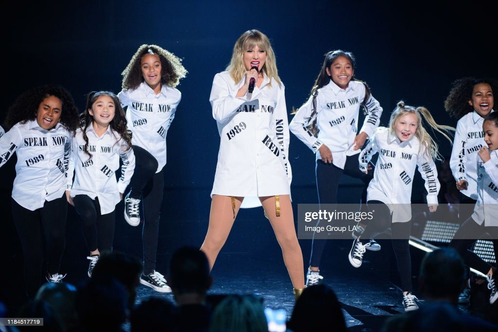 ABC's Coverage Of The 2019 American Music Awards : News Photo