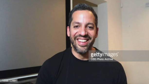 S LATE LATE SHOW SPECIAL hosted by James Corden will be broadcast Monday March 30 on the CBS Television Network Featuring David Blaine performing...