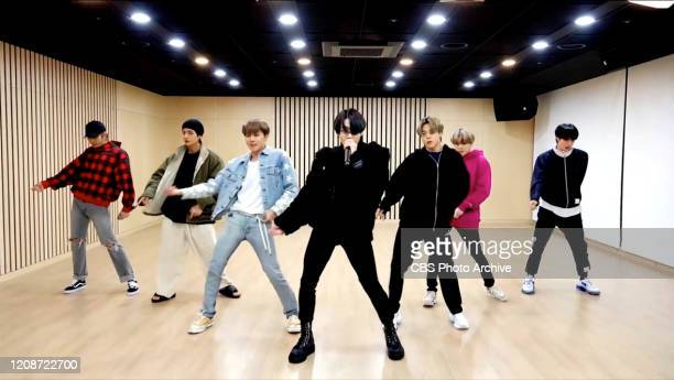 S LATE LATE SHOW SPECIAL hosted by James Corden will be broadcast Monday March 30 on the CBS Television Network Featuring BTS performing in South...