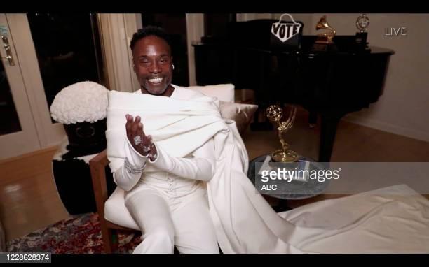 EMMY® AWARDS Hosted by Jimmy Kimmel the 72nd Emmy® Awards will broadcast SUNDAY SEPT 20 on ABC BILLY