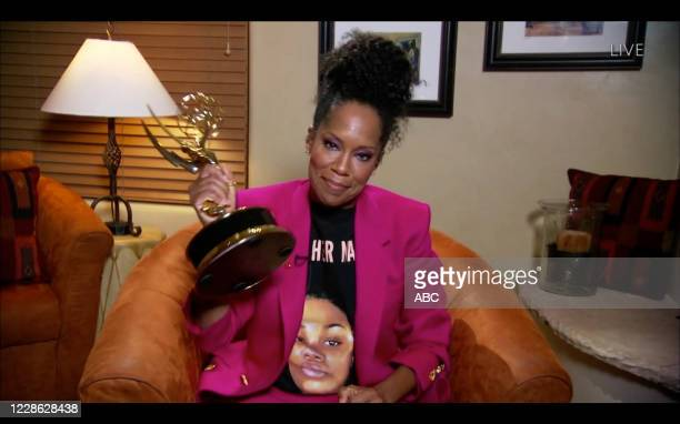 "Hosted by Jimmy Kimmel, the ""72nd Emmy® Awards"" will broadcast SUNDAY, SEPT. 20 , on ABC. REGINA KING"
