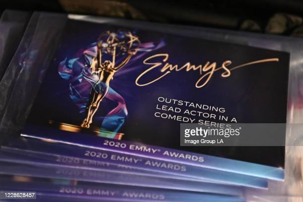 """Hosted by Jimmy Kimmel, the """"72nd Emmy® Awards"""" will broadcast SUNDAY, SEPT. 20 , on ABC. 72ND® EMMY AWARDS"""