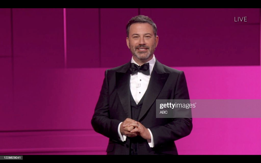 Walt Disney Television's Coverage of The 72nd Annual Emmy Awards : News Photo