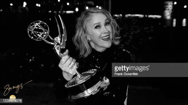 """Hosted by Jimmy Kimmel, the """"72nd Emmy® Awards"""" will broadcast SUNDAY, SEPT. 20 , on ABC. CATHERINE O'HARA"""
