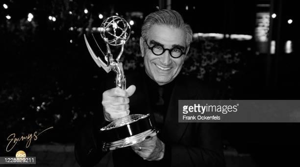"Hosted by Jimmy Kimmel, the ""72nd Emmy® Awards"" will broadcast SUNDAY, SEPT. 20 , on ABC. EUGENE LEVY"
