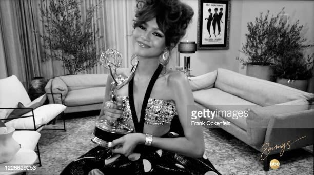 EMMY® AWARDS Hosted by Jimmy Kimmel the 72nd Emmy® Awards will broadcast SUNDAY SEPT 20 on ABC ZENDAYA