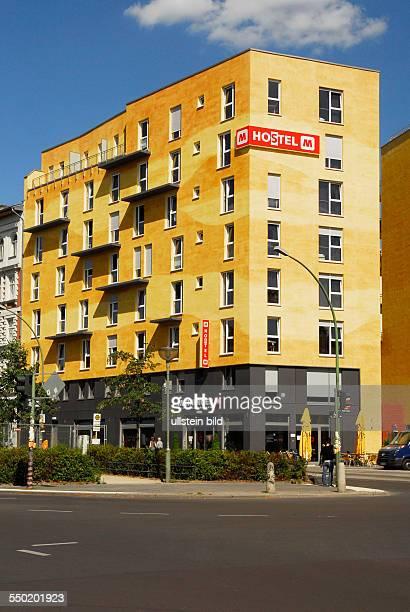 Hostel M in der Schönhauser Allee in Berlin