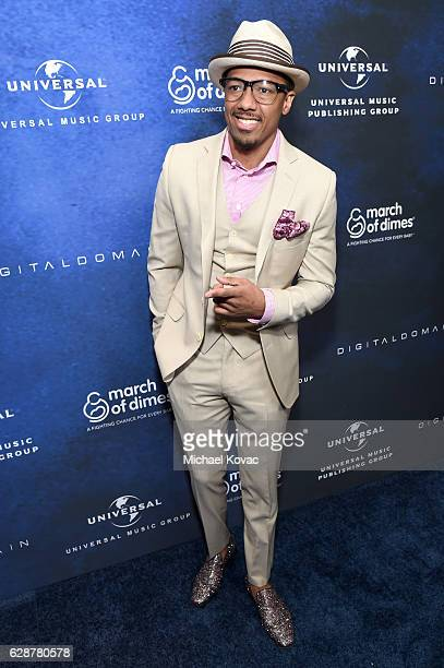 Host/emcee Nick Cannon attends 2016 March of Dimes Celebration of Babies at the Beverly Wilshire Four Seasons Hotel on December 9 2016 in Beverly...