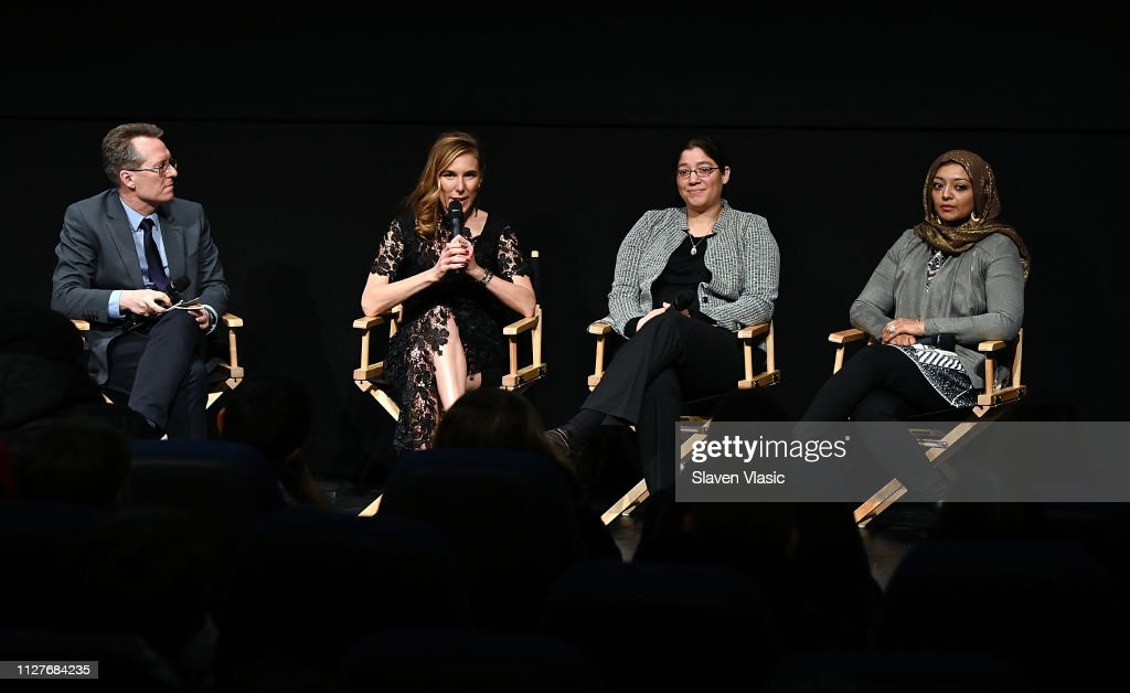 """NY Premiere Of HBO's """"The Case Against Adnan Syed"""" At PURE NON FICTION : News Photo"""