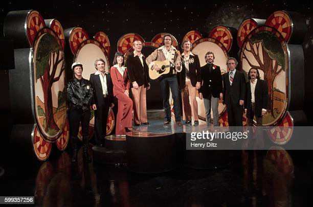 Hosting The Smothers Brothers Show is Tom and Dick Smothers with their guests Steve Martin Lily Tomlin Ringo Starr John Stewart and others including...