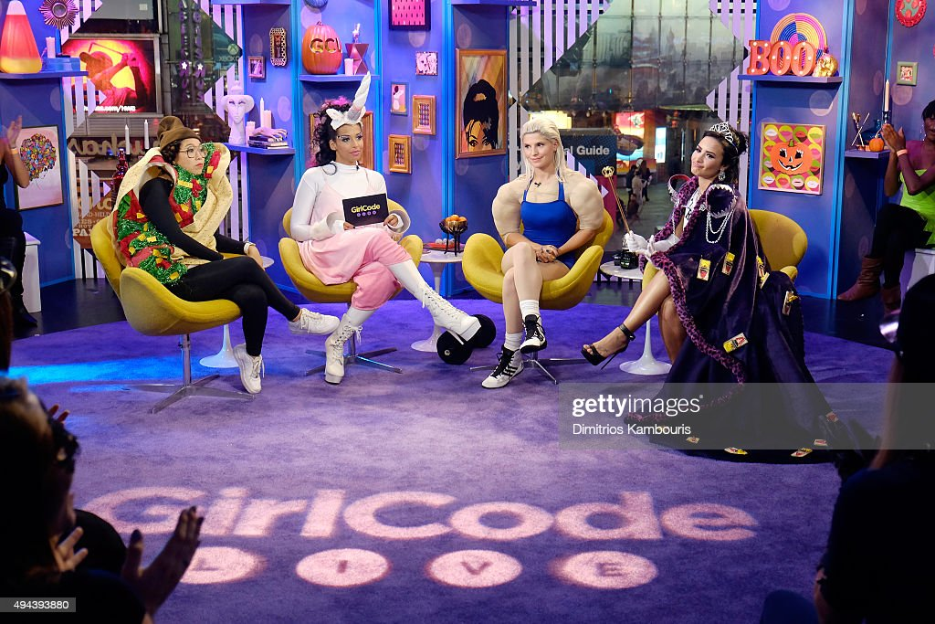 "MTV's ""Girl Code Live"" - October 26, 2015 : News Photo"