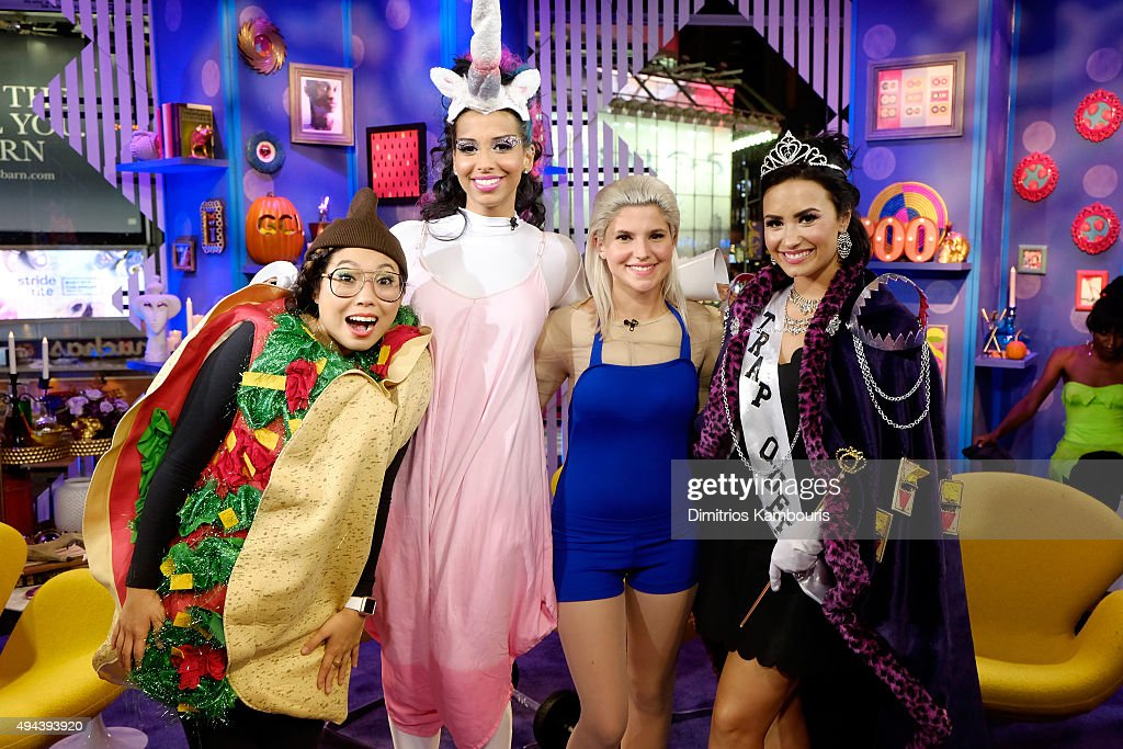 "MTV's ""Girl Code Live"" - October 26, 2015 : News Photo"