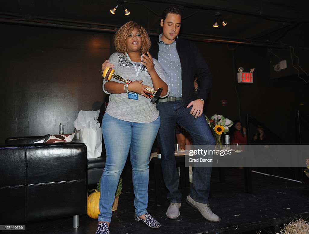 Hosts Sunny Anderson and Jeff Mauro from The Kitchen speak