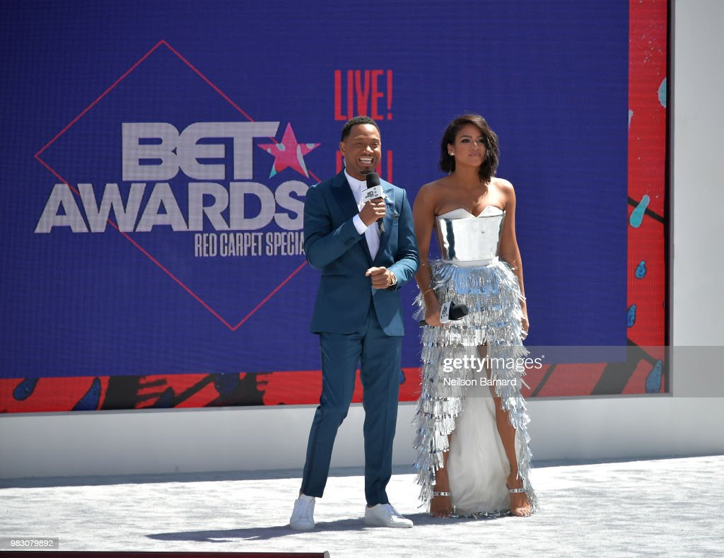 2018 BET Awards Pre-Show - Live! Red! Ready! Sponsored By Nissan
