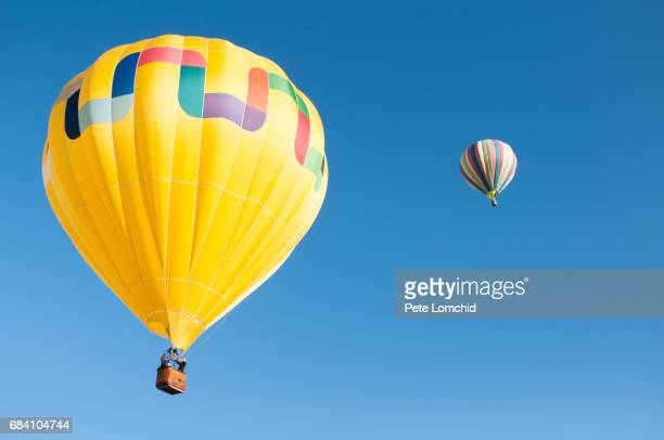 Hot air ballon festival colorado