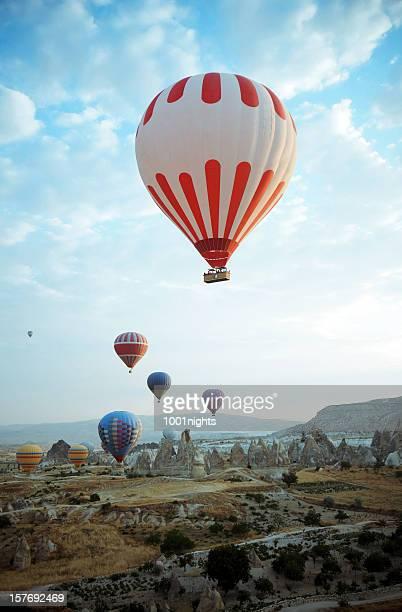 Aire caliente Ballons de capadocia