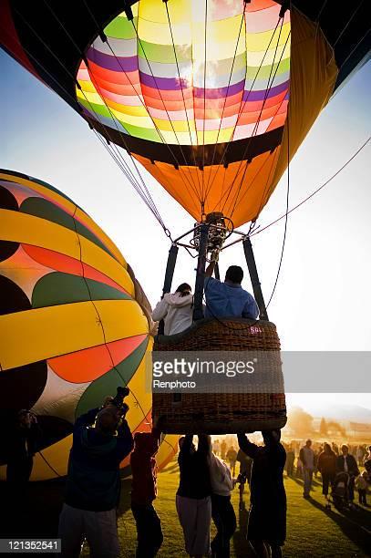 Hot Air Balloon Festival: Lift Off