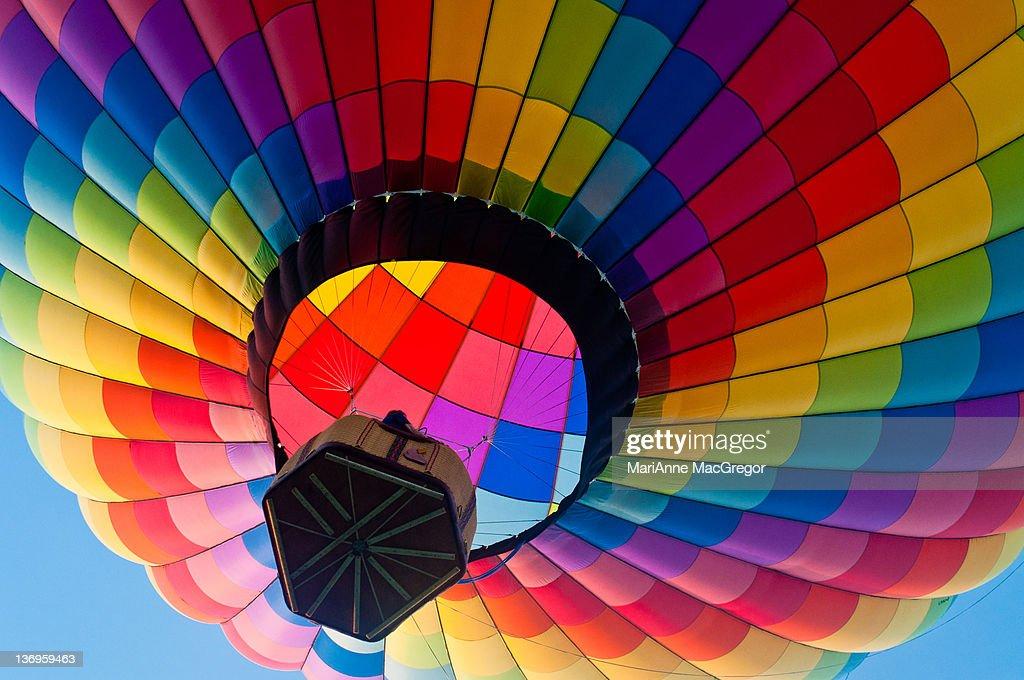 Hot air balloon : Stock Photo