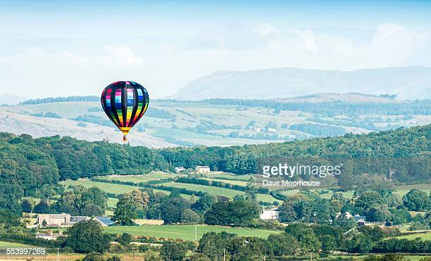 Hot air ballooning in the United Kingdom