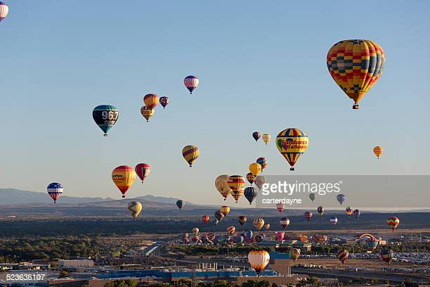 Hot Air Balloons Albuquerque New Mexico