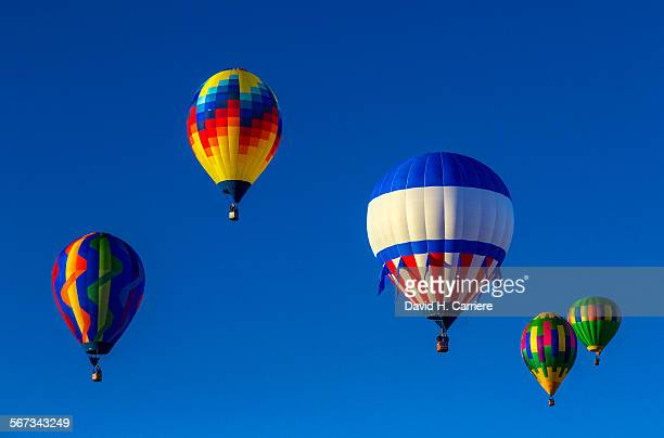 Hot Air Balloons, Albuquerque, New Mexico