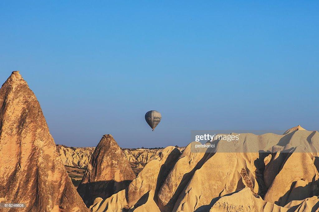 Balões de ar quente : Foto de stock