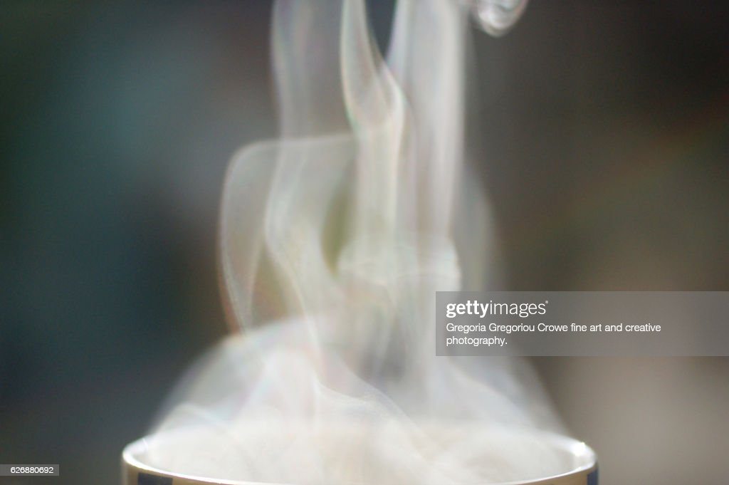 Hot and Refreshing Drink : Foto de stock