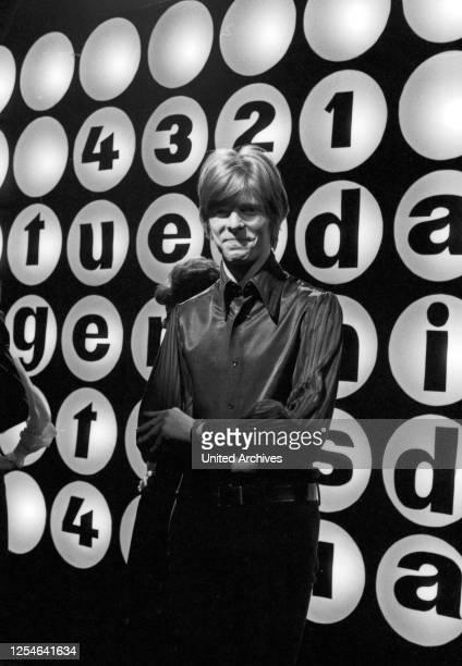 Hot and Sweet, Musiksendung, Deutschland 1968, Regie: Thomas Land, Gaststar auf der Bühne.