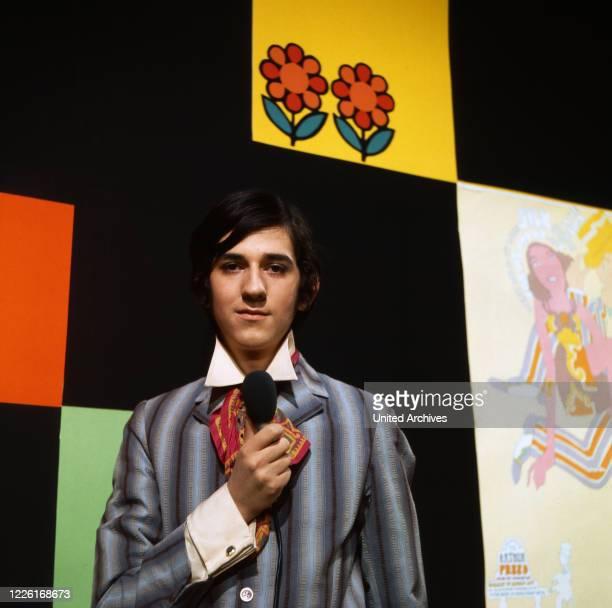 Hot and Sweet, Musiksendung, Deutschland 1970, Moderator Ilja Richter.