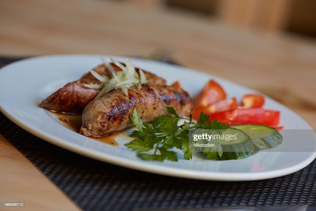 hot appetizer : Stock Photo