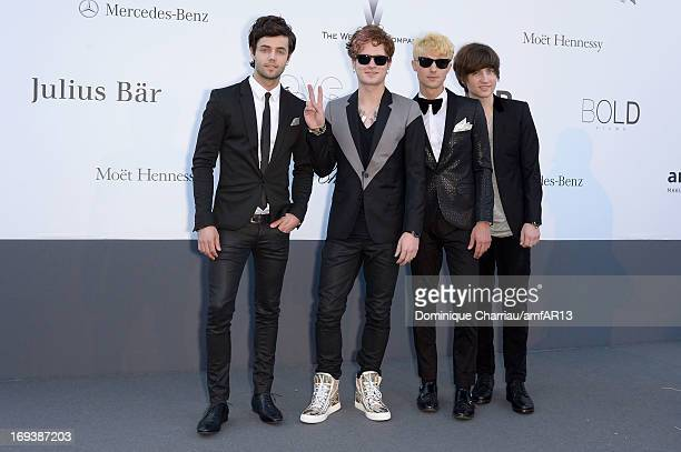 Hot Chelle Rae attend amfAR's 20th Annual Cinema Against AIDS during The 66th Annual Cannes Film Festival at Hotel du CapEdenRoc on May 23 2013 in...