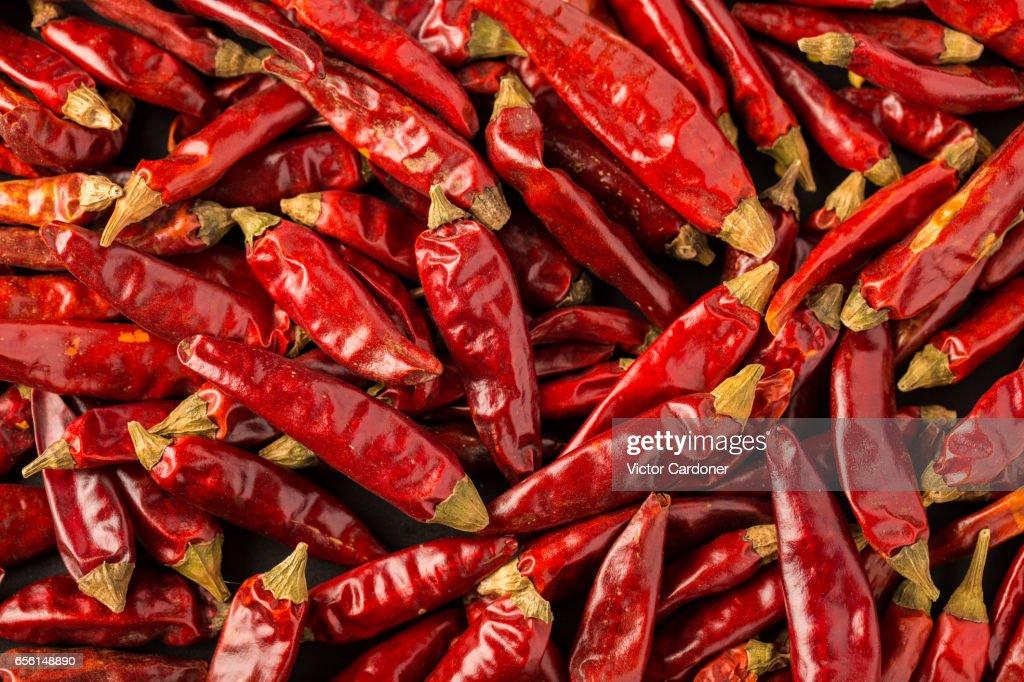 Hot Chili background : Stock Photo