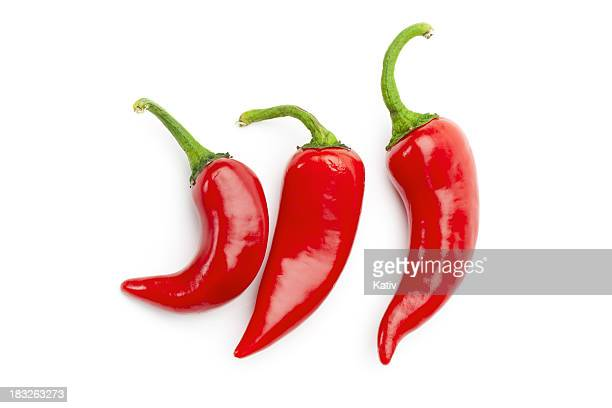 hot chili peppers - chili stock photos and pictures
