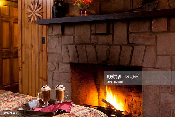 Hot Chocolate by fire