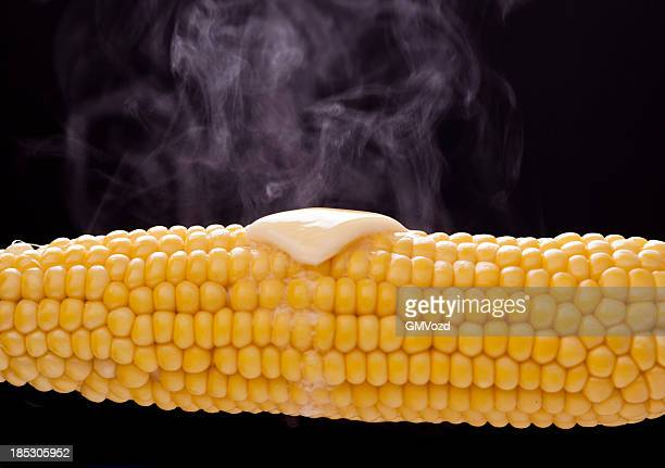 hot corn - corn on the cob stock pictures, royalty-free photos & images