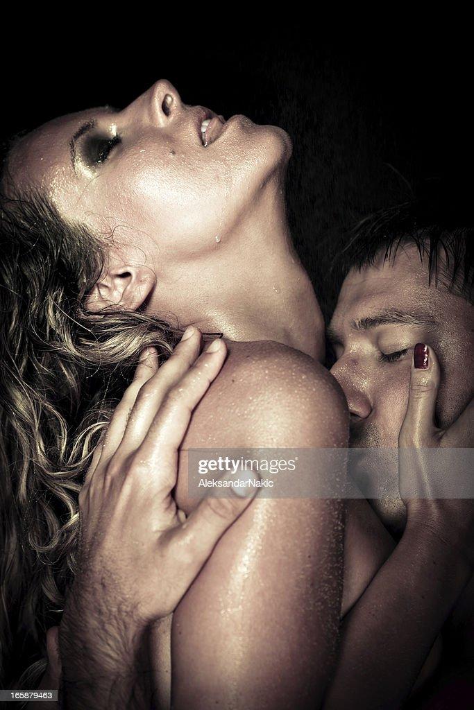 Hot Paar : Stock-Foto