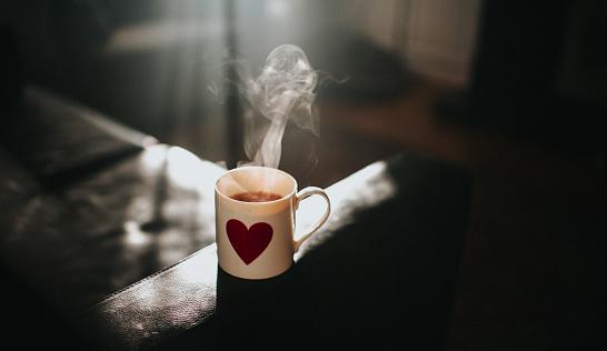 Hot Cup of tea - gettyimageskorea
