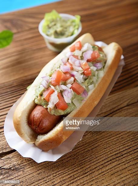 Hot Dog-Schnellimbiss