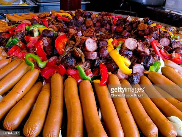 Hot dogs - French style